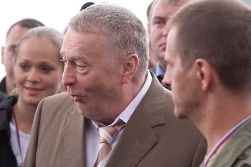 Селигер-2009. Владимир Жириновский