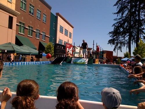 Mill Creek Festival & Street Fair: DockDogs