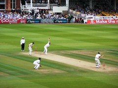 England v Australia 5th Day 2nd Ashes Test @ L...