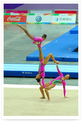 4877       -   * The World Games 2009   * Acrobatic Gymnastics - Women's Groups Combined . Kaohsiung City . TAIWAN (deepblue68) Tags: world city light shadow portrait people color art sign sport landscape photography photo scenery asia cityscape tour image space explorer scenic culture taiwan games explore vision national gymnastics kaohsiung acrobatics environment moment formosa    2009       worldgames                    kaohsiungarena     theworldgames2009     apathwayhomecom deepblue68