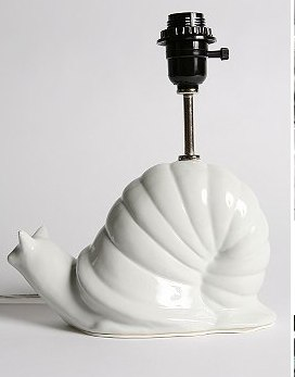 UrbanOutfitters.com > Snail Lampbase