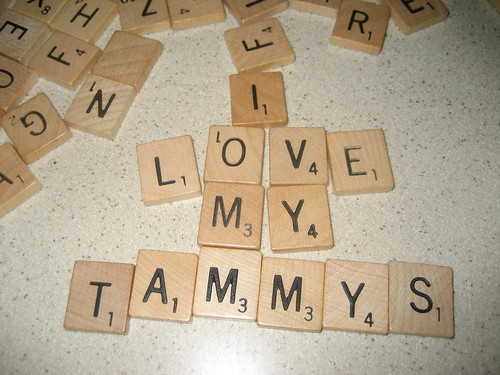 I love my Tammys