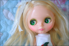 Shining (rikusiren) Tags: doll blonde kenner blythe 1972 britney