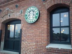 Starbucks in SFC