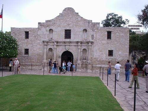 El Álamo, San Antonio, Texas por El Centinela.