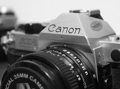 The beginning (Syka Lê Vy) Tags: portrait film 35mm canon blackwhite ae1 vietnam vy beginning filmcamera canonae1 dreamer 2009 sleepwalker lê syka vắng fromsykawithlove sykalevy lehoangvy sundayspirit