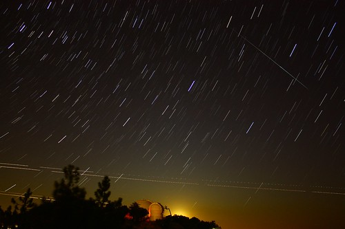 Perseids Meteor Shower 2009