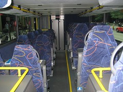 Megabus DD42460 Interior (apta_2050) Tags: vanhool decker motorcoach coachcanada stagecoachgroup td925 megabusdouble