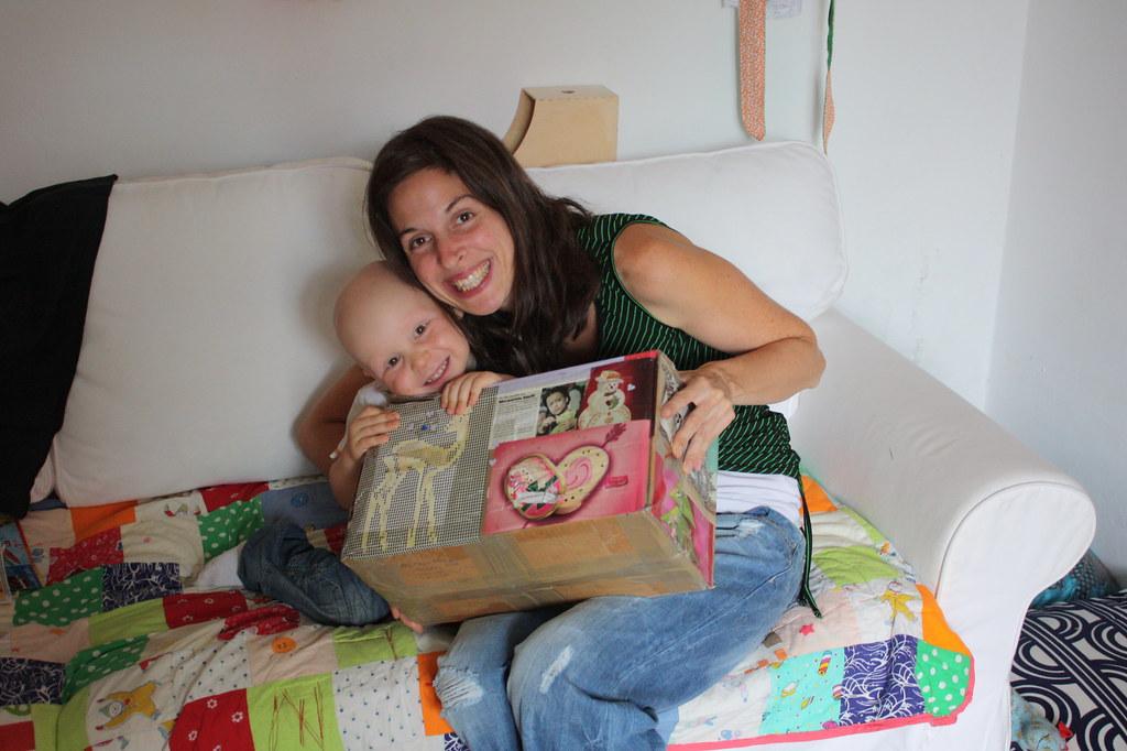 Post aus Salzburg von der lieben Sylvie und ihrem spendablen C.!