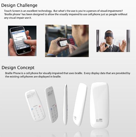 Braille Phone - Ένα τηλέφωνο για όσους έχουν προβλήματα όρασης. 3830250287_a39674fd56_o