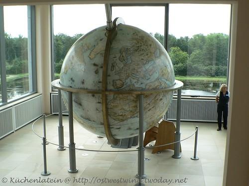 Rekonstruktion Gottofer Globus