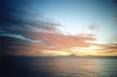 880306 Hornopiren Volcano at Sunrise (rona.h) Tags: sunrise dawn volcano march 1988 andes cloudnine ronah hornopiren worldtrekker chileanchannels