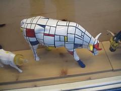 IMG_4836 (Subtle Muddle) Tags: vacation switzerland cow europe swiss eurotrip lucerne pietmondrian