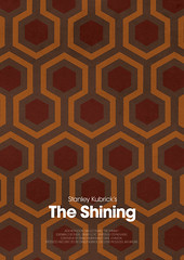 The Shining (backstothewall) Tags: movie poster shining the
