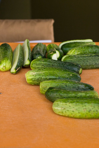 Canvolution: slicing cukes