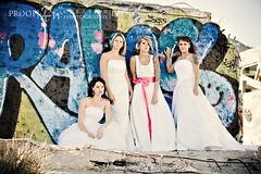 IMG_4784 (photomumm) Tags: wedding fashion graffiti bride ruins modeling nevada models brides bridal virginiacity americanflats trashthedress