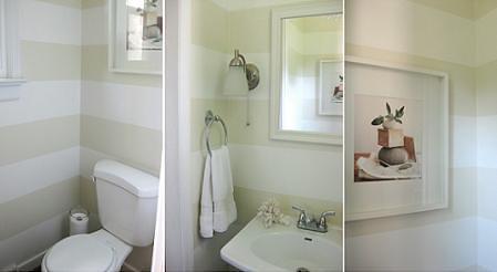 decoração de banheiros pequenos fotos