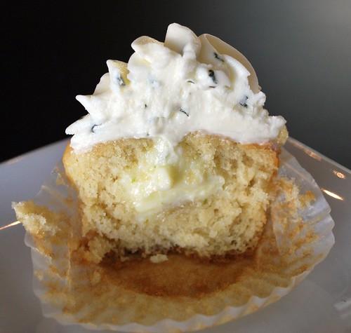 Mojito Cupcake filling..