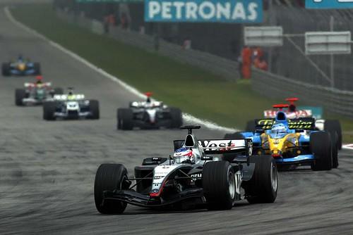 GP da Malásia de Formula 1, Sepang, em 2004 - Flickr.com by Iceman Forever