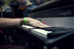 (andrew sea james) Tags: music nikon keyboard hand f14 live sb600 band sigma rhodes strobe 30mm hsm americayeah