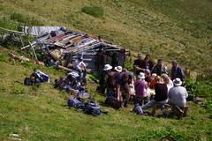 Shepherds hut (Alan Hilditch) Tags: park mountain mountains cheese la sheep mount rila goats national bulgarie shepards bulgarije bulgarien