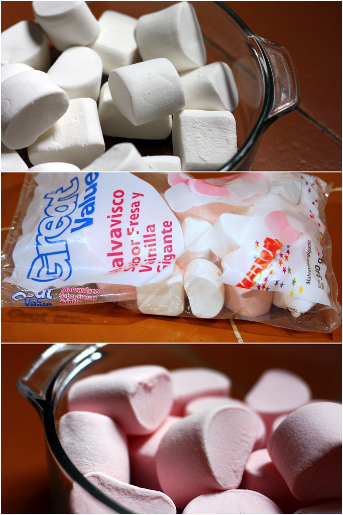 Malvaviscos...Mexican marshmallows