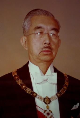 image emperor hirohito world war ii