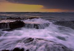Seseh Beach (Helminadia Ranford) Tags: sunset bali beach indonesia dusk seseh 100commentgroup vosplusbellesphotos