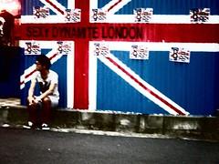 49/365: Harajuku Boy (joyjwaller) Tags: boy sexy london japan japanese tokyo cigarette shy harajuku dynamite unionjack sexyshoes project365