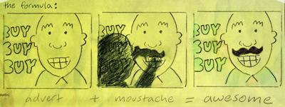 MoustacheMeFormula