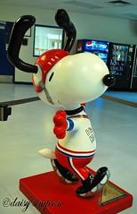 Slapshot Snoopy
