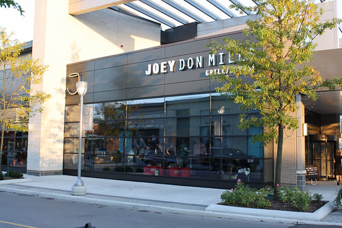 The outside of Joey Don Mills