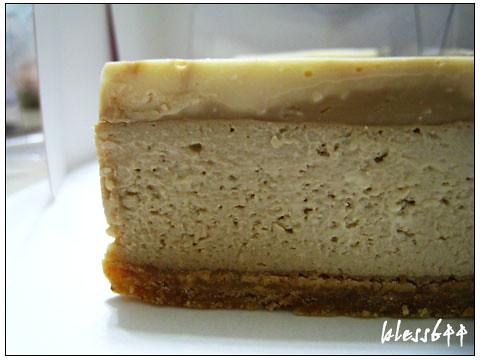 齊力乳酪蛋糕-咖啡
