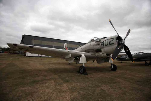 26922. Douglas AD4-NA Skyraider