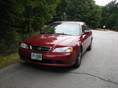 Acura 3.2TL at 111,111.1 Miles