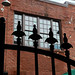 "Wrought Iron Gates as you enter the Melting Point Patio • <a style=""font-size:0.8em;"" href=""http://www.flickr.com/photos/40929849@N08/3962236345/"" target=""_blank"">View on Flickr</a>"