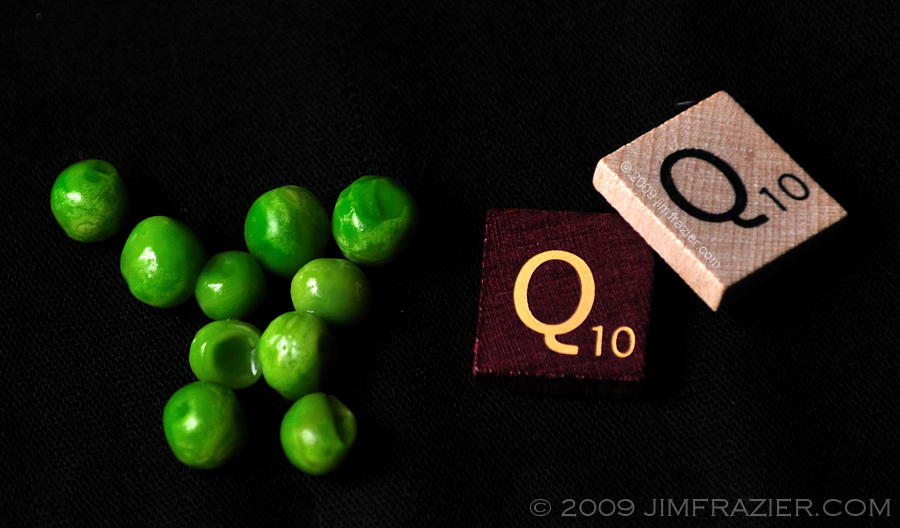 Peas and Q's