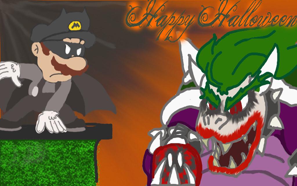 Nintendorks Graphics Contest: Halloween [Results Announced!] 3982991886_ef6c22249f_b