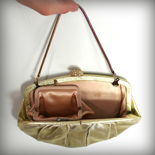Go Go Gold Purse
