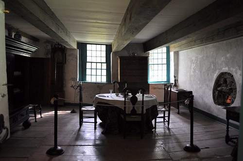 Hugeonot House In New Paltz, NY