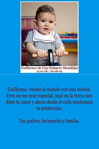 Un milagro para Guillermo: LO SIGO INTENTANDO