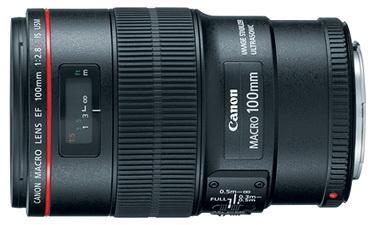 Canon EF 100 mm f/2.8L IS USM Macro