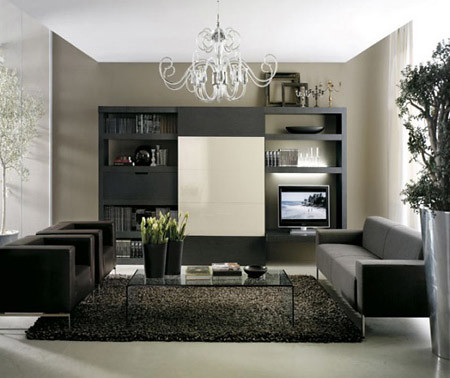 Modern Living Room from Tumidei, Interior design, Living Room