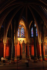 St. Chappelle Interior