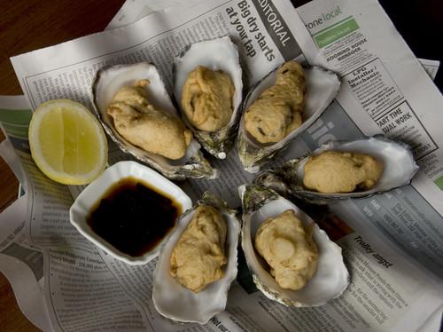 Esposito Tempura Oysters 2