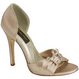 Bridal shoes from Jonathan Kayne