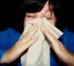 A Social Network to Track our Coughing, Sneezing and Wheezing