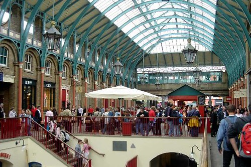 Covent Garden - London by budgetplaces.