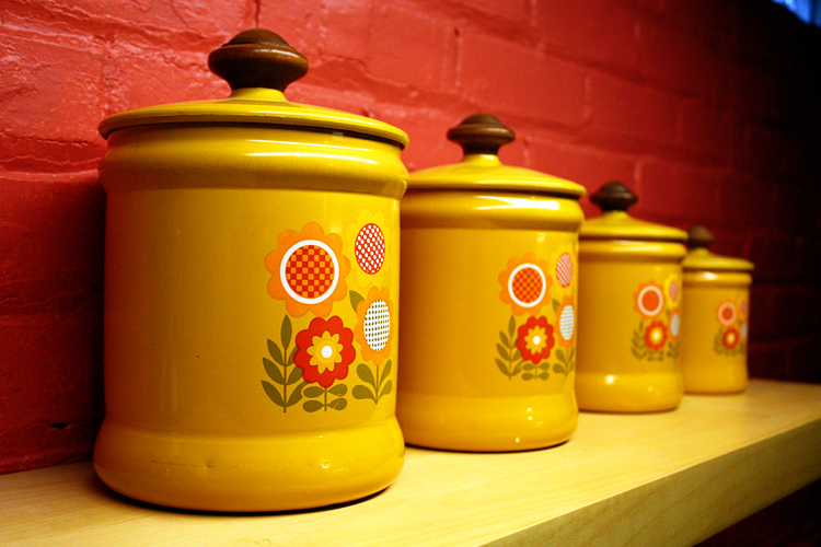 thrifted :: canisters
