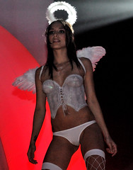 Angel B Dancer halloween girl angel dance